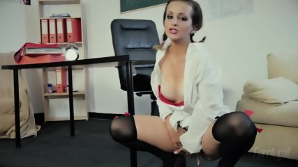 Ass Fucked Sexy Schoolgirl - scene 4