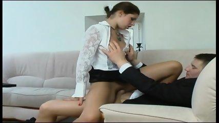 Secretarypantyhose G001 Sophia&Oscar