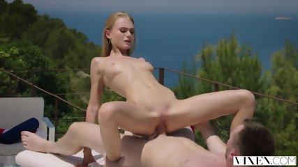 VIXEN Perfect Euro Beauty Has Passionate Sex With Billionaire - scene 10