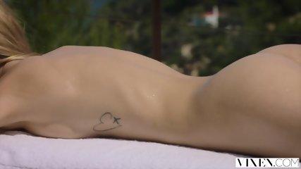 VIXEN Perfect Euro Beauty Has Passionate Sex With Billionaire - scene 3