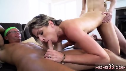 Step mom and playmate ally in hotel room herself xxx Stepmom Turns Wet Dreams Into