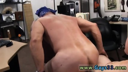 Cute soldier hunk naked gay Snitches get Anal Banged!