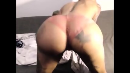 BBC ghetto blowjob and twerking - 550cams.com - scene 12