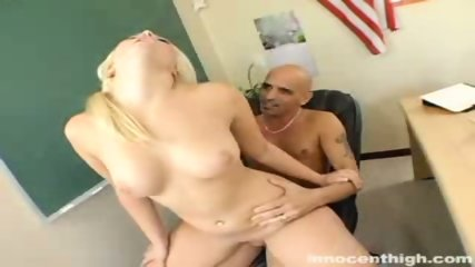 Firm titty Alexis enjoys getting her tight pussy fucked hard