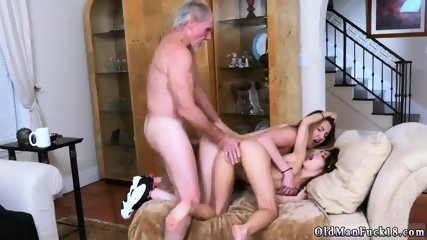 Uncle jesse old man Maximas Errectis - scene 12