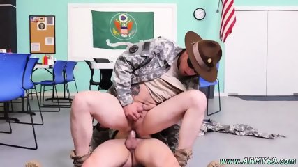 Uncut cock oral gay sex Yes Drill Sergeant! - scene 9