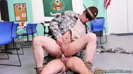 Uncut cock oral gay sex Yes Drill Sergeant! - scene 12