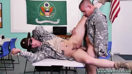 Uncut cock oral gay sex Yes Drill Sergeant! - scene 6