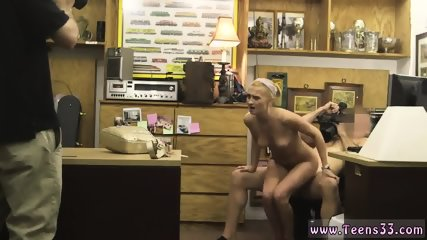 Pale white masturbation Stealing will only get you fucked! - scene 3