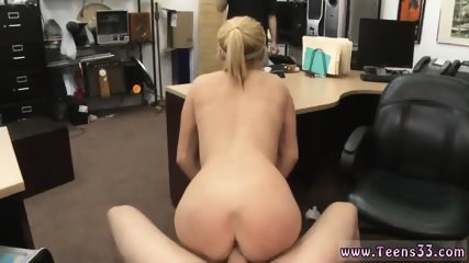 Pale white masturbation Stealing will only get you fucked! - scene 4