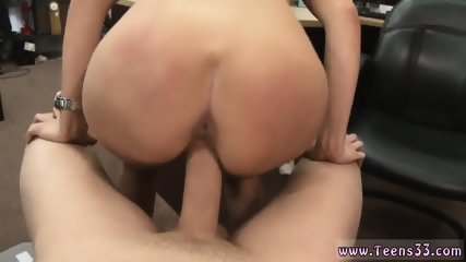 Pale white masturbation Stealing will only get you fucked! - scene 7
