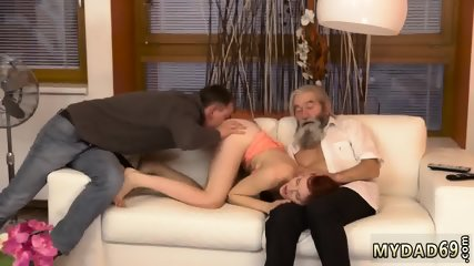Blue pill old men Unexpected experience with an older gentleman - scene 2