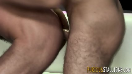 Big cock hunk sucking - scene 6