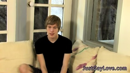 Teen gay twink schoolboy fucked by monster cock Corey Jakobs is a cute, platinum-blonde - scene 1