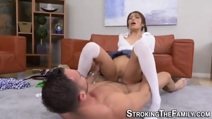 Asian scout stepdaughter - scene 9