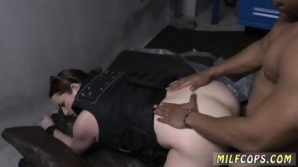 Black cock hair pussy first time Purse Snatcher Learns A Lescompeer s son - scene 10