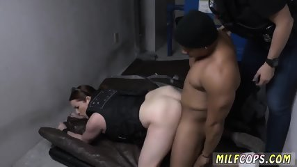 Black cock hair pussy first time Purse Snatcher Learns A Lescompeer s son - scene 11