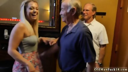 Fat old man fucks young girl Age ain t nothing but a number!