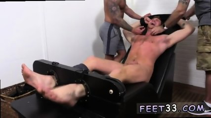 Gay young sex sock Connor Maguire Jerked & Tickle d