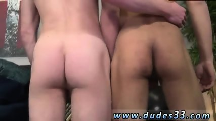 Naked video of hot college boys and young gay twinks short movie trailer clips This