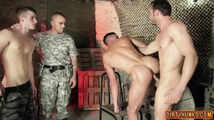 Muscle Son Oral Sex And Cumshot