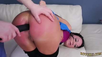 Girl gets tits milked in bondage Fuck my ass, poke my head EXTREME!