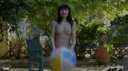 Naked Pussy At The Poolside - scene 12