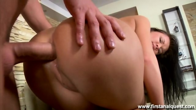 Delicate Anal Penetration
