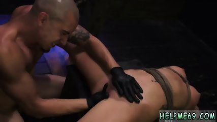 Slave girl anal training and bound orgasm bondage first time Engine issues out in the