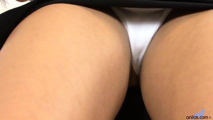 Sexy Mature Woman With Dildo - scene 1