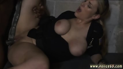 Cum hungry milf blowjob Fake Soldier Gets Used as a Fuck Toy