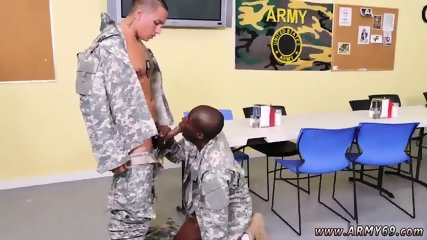 Medical blowjob technique and straight fucks gay Yes Drill Sergeant!