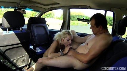 Real Slut In Action