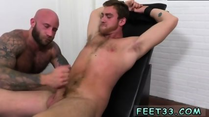 Gay twink toes Connor Maguire Jerked & Tickle d
