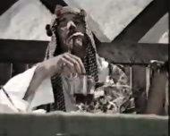 Arabic dinner - scene 1