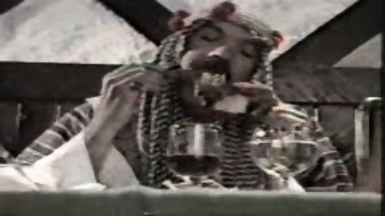 Arabic dinner - scene 7