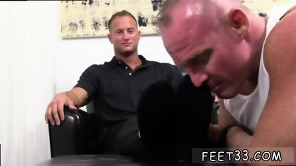Fresh feet sex and gay porno american foot Dev Worships Japal s son James Manly Feet