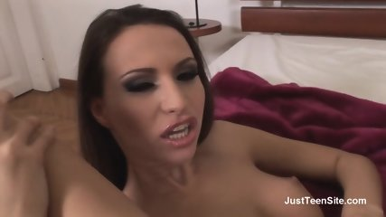 Girls Play With Strap-on Dildo - scene 4