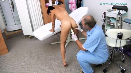 Pussy Exam By Kinky Doctor - scene 8
