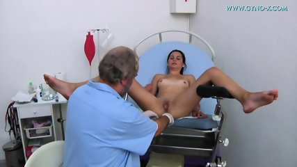 Pussy Exam By Kinky Doctor - scene 10