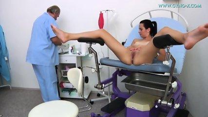Pussy Exam By Kinky Doctor - scene 11