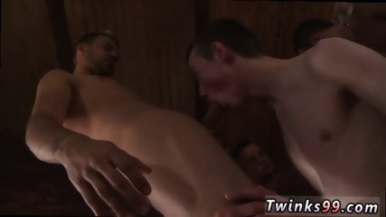 Masturbation in male underwear gay James Gets His Sold Hole Filled!