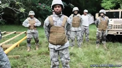 Marines eating cum clips gay Jungle pound fest