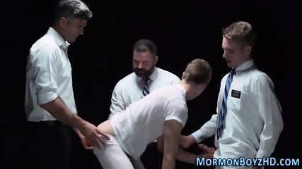 Spitroasted mormon sperms