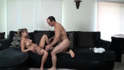 Kinky Daddy Dreams About His Sexy Daughter - scene 8