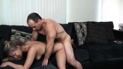 Kinky Daddy Dreams About His Sexy Daughter - scene 11