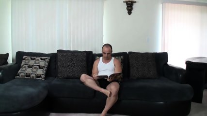 Kinky Daddy Dreams About His Sexy Daughter - scene 5