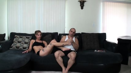 Kinky Daddy Dreams About His Sexy Daughter - scene 6