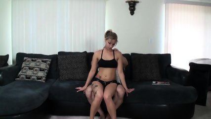 Kinky Daddy Dreams About His Sexy Daughter - scene 7
