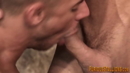 Ripped studs fuck and tug